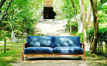FOREST DENIM SOFA